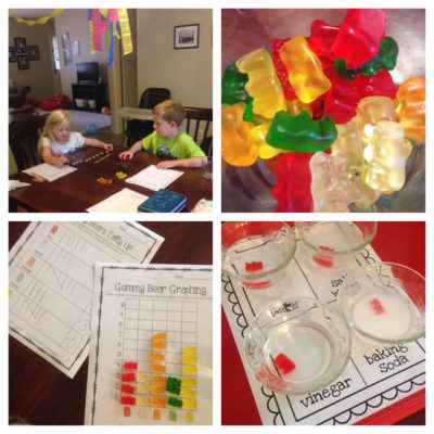 Learning with Gummy Bears