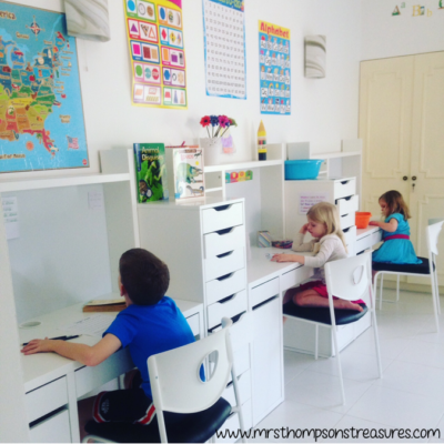 Schoolroom, Surgery, and Baby!
