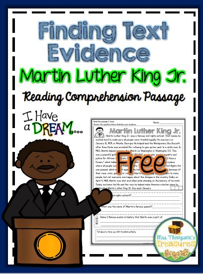 Free Martin Luther King Jr Close