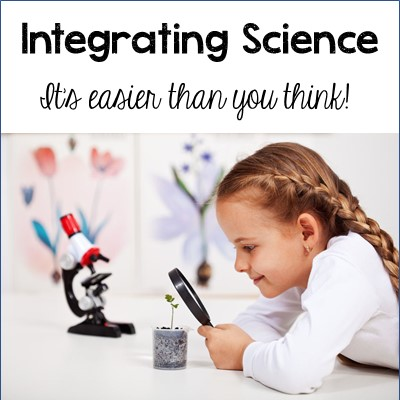 How We Easily Integrate Science into Our Kindergarten Day