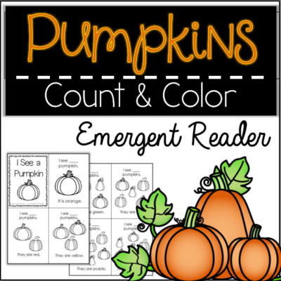 Pumpkin Count & Color