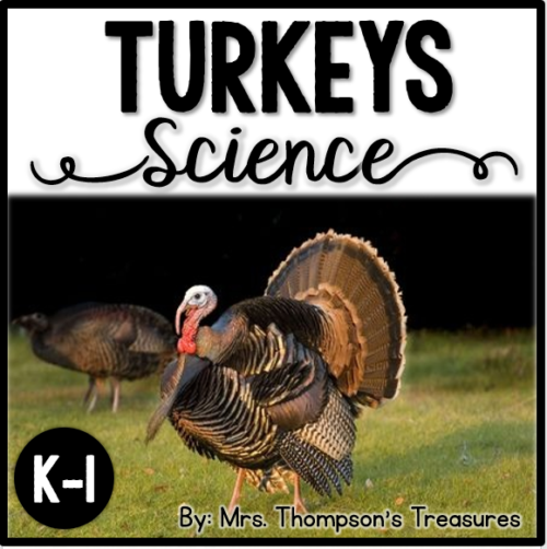 All about turkeys - simple science about turkeys