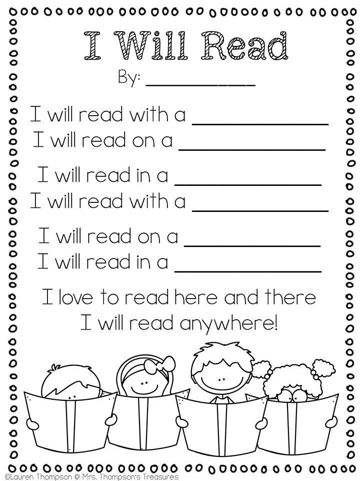 Free poem template