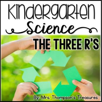 Earth Day – Three R's (K-1)