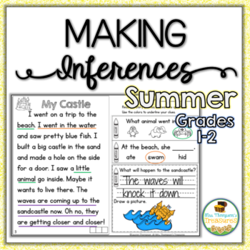 Summer Inference Reading Passages