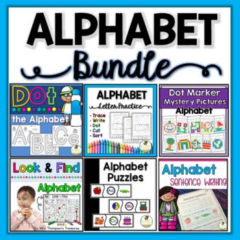 Alphabet Freebies