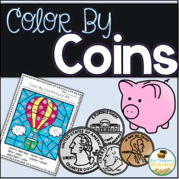 Color by Coins