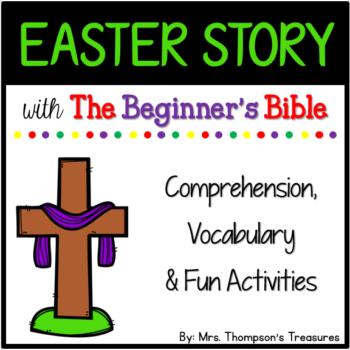 The Easter Story with The Beginner's Bible